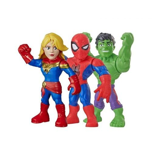 Avengers Marvel Super Hero Adventures Figuren (E4132EU43) - B-Toys Keerbergen