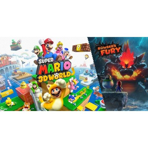 Nintendo NS Super Mario 3D World+Bowser's Fury (146232) - B-Toys Keerbergen